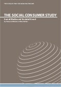 The Social Consumer Study