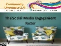 Designing Social Media Engagement