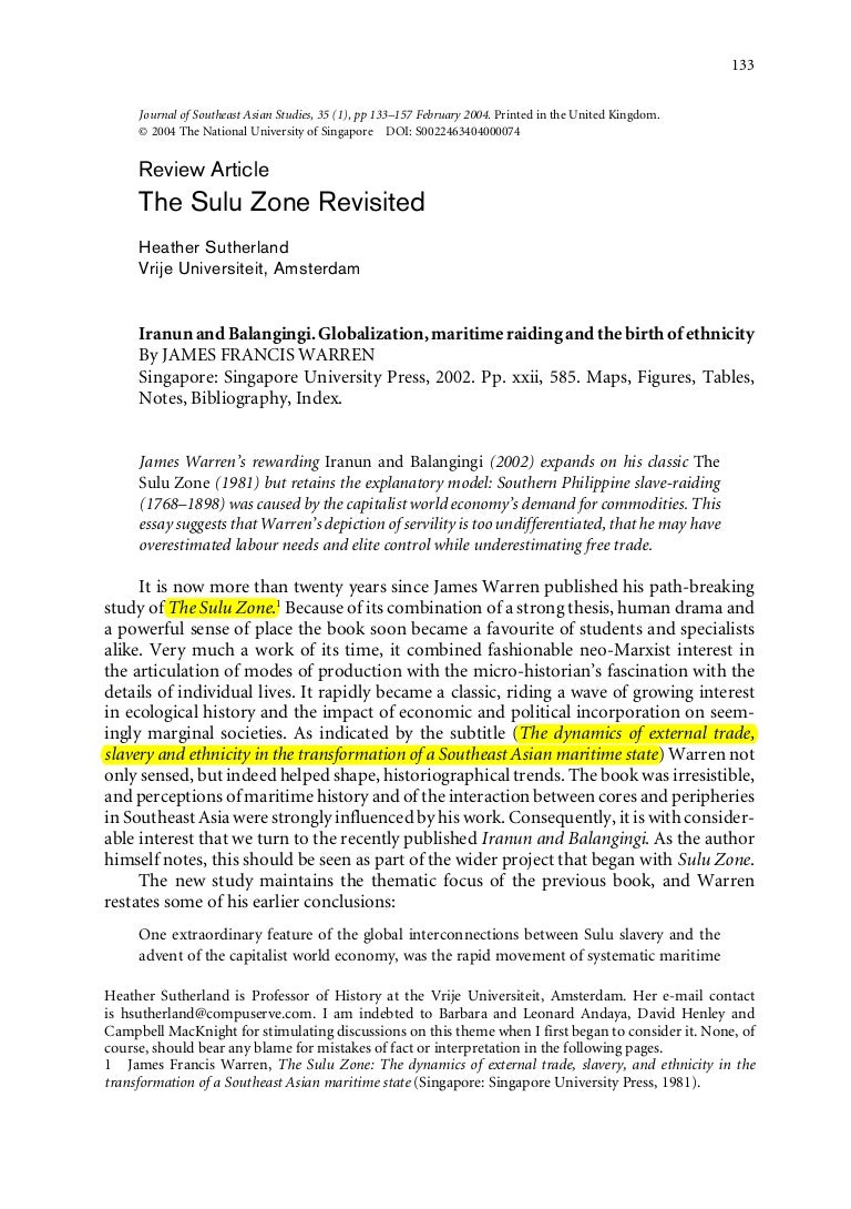 essay on slavery the sulu zone re ed titles for essays title for  the sulu zone re ed