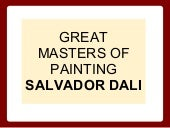 The surrealist phenomenon   salvador dali