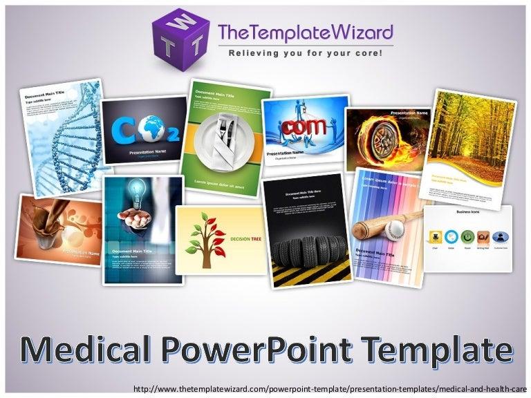 Medical powerpoint template medical ppt template toneelgroepblik Images