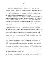 The Time Machine Essay - Words | Bartleby