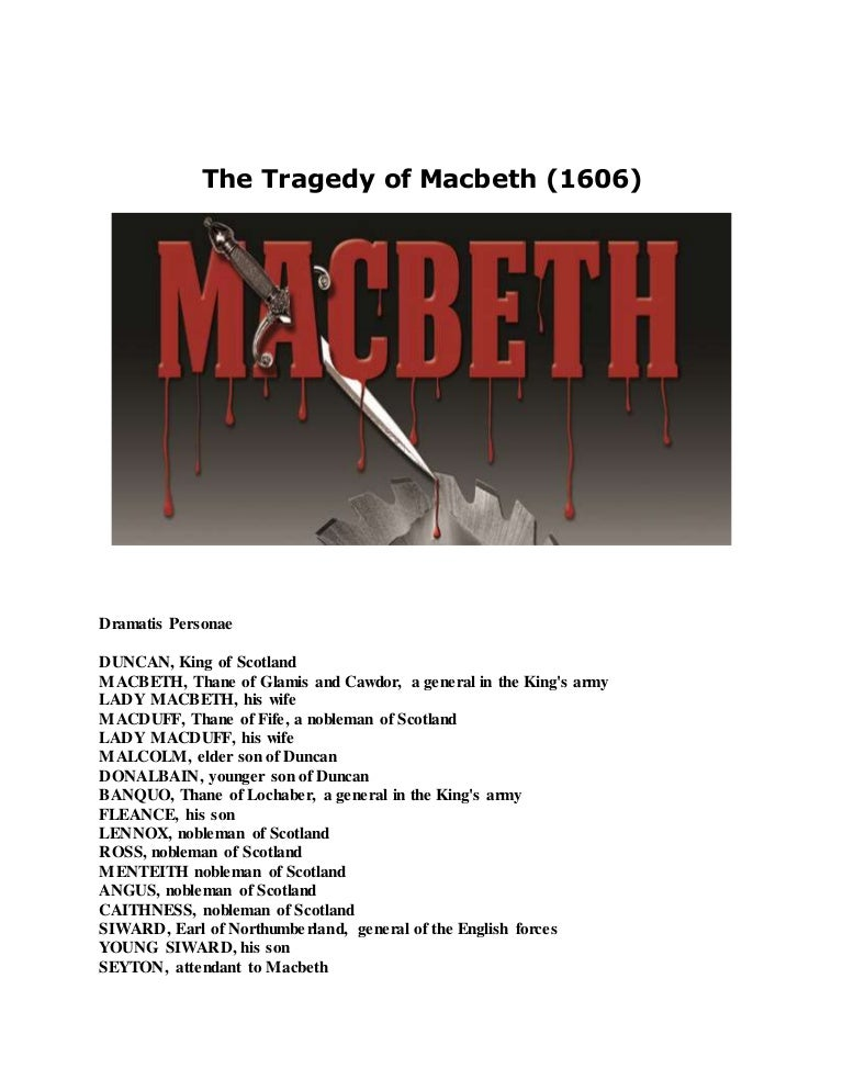 settings of macbeth Watch online full movie macbeth (1948) for free in fog-dripping, barren and sometimes macabre settings, 11th-century scottish nobleman macbeth is led by an evil.
