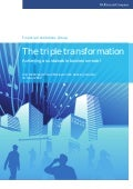 The triple transformation achieving a sustainable business model