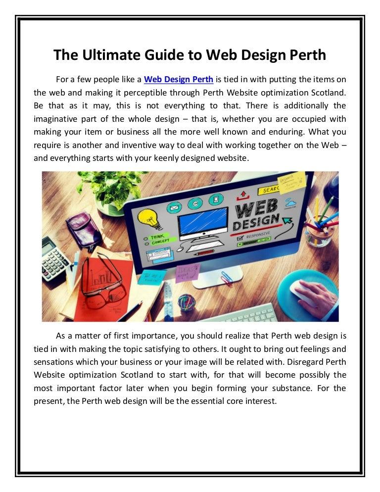 Perth Web Design Jobs