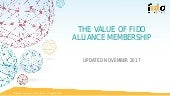 The Value of FIDO Alliance Membership