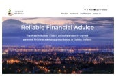The wealth builder club financial advisors dublin