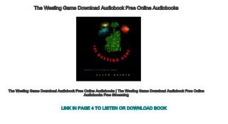 The Westing Game Download Audiobook Free Online Audiobooks