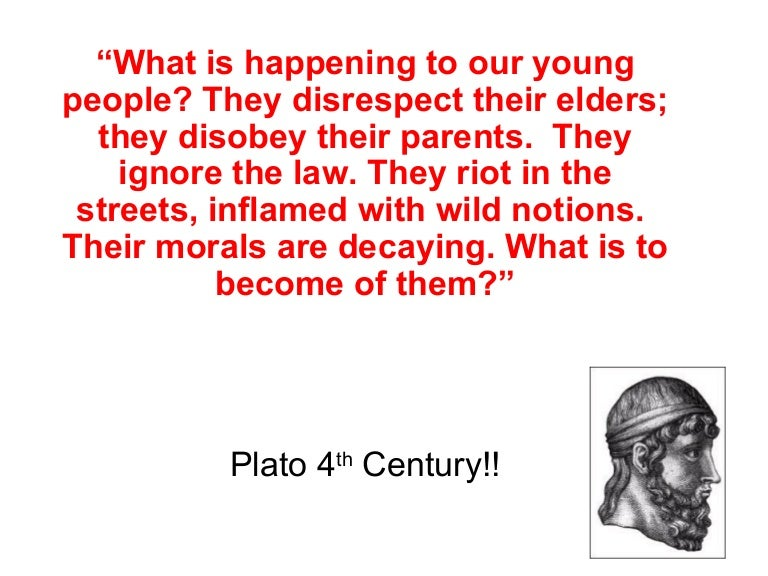 argumentative essay on youth of today