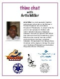 thinc chat with Artis Miller
