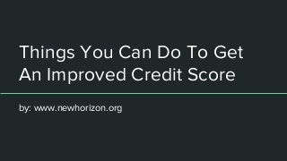 Instant Online Credit Report, Perfect Way To Understand Financial Standing