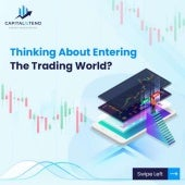 Are you thinking about entering the trading world?