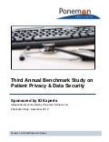Third Annual Study on Patient Privacy