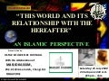 This World And The Hereafter(2)Slideshare
