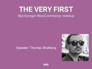 Nürnberg WooCommerce Talk - 11/24/16