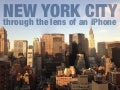Through the Lens of an iPhone: New York City