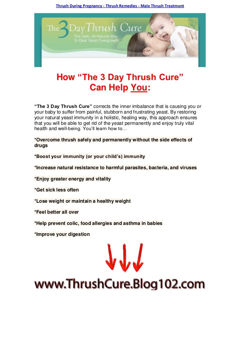 How to treat thrush during pregnancy 48