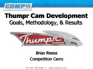 Thumpr Cam - 2010 Hrr Trade Show