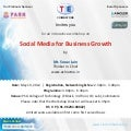 3 Hours Practical Social Media Workshop with TiE Coimbatore