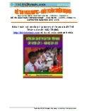 Đề thi Violympic Giải toán trên mạng Lớp 2 - vòng 15 - Cấp huyện - năm học 2012 - 2013