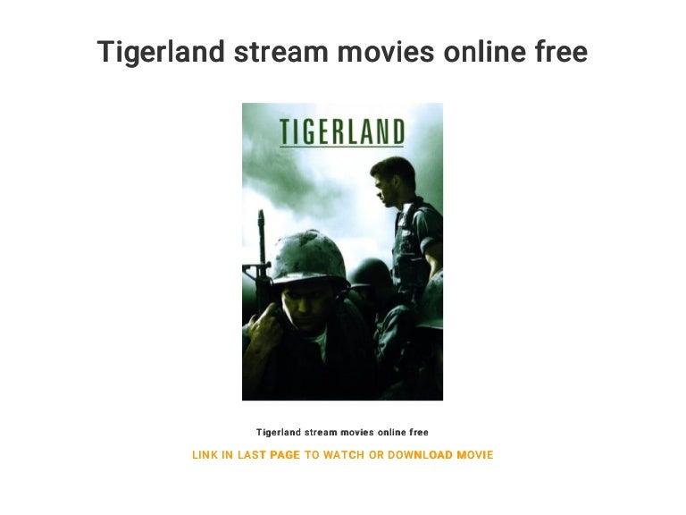 Tigerland Stream