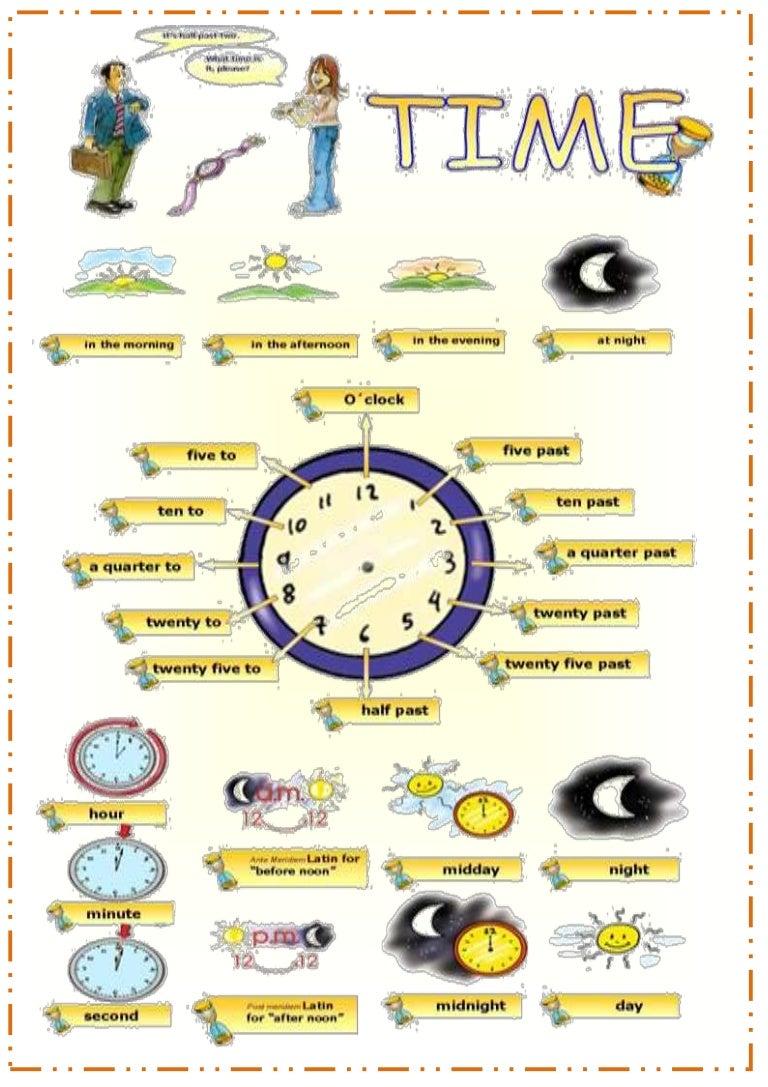Time basic worksheet robcynllc Images
