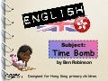 Tom's TEFL - Time Bomb Game