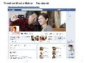 Timeline movie makerでfacebookタイムラインの映像化