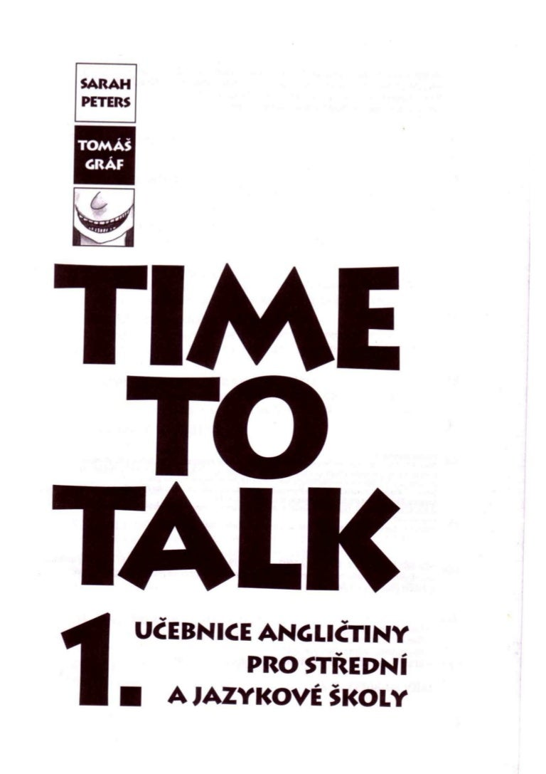 Time To Talk 1
