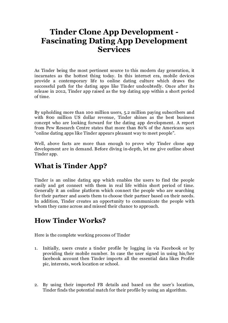 Dating App Development: Types, KPIs, Features - Yalantis