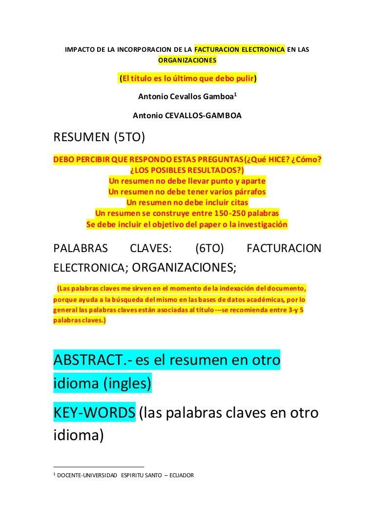 Tips de la estructura de un paper de revision-actualizado-09-01-2015