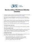 Tips for-owning-a-wsi-internet-marketing-franchisee