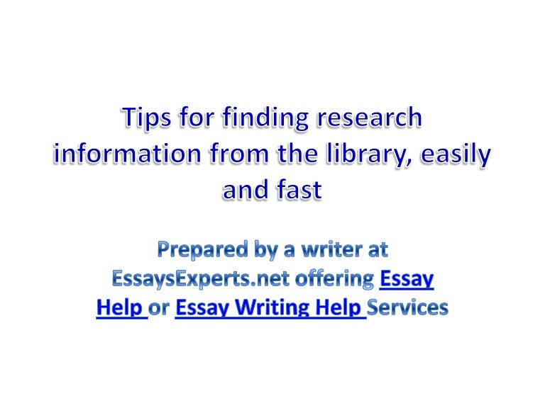 Types of technical writing papers