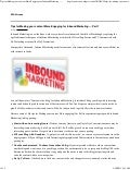 Tips for making your content more engaging for inbound marketing — part 1   seo nirvana