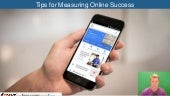 Tips for measuring online success done  12-20-2017
