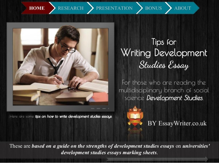 Tips For Writing Development Studies Essay Tipsforwritingdevelopmentstudiesessayconversiongatethumbnailjpgcb