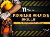 11 Tips On Problem Solving Skills – Overcome Difficulties