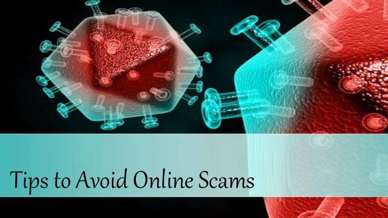 Virus powerpoint template free bellacoola tips to avoid online scams powerpoints templates toneelgroepblik Choice Image