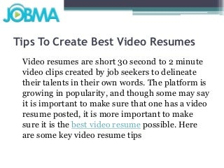 Breakupus Remarkable Creddle With Licious Video Producer Resume  Video Resume Tips
