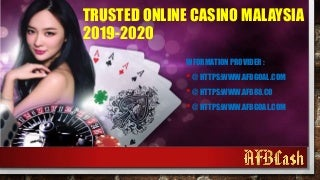 Tips to win xe88 online slot game malaysia 2019 2020