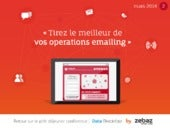 Tirez le meilleur de vos operations emailing