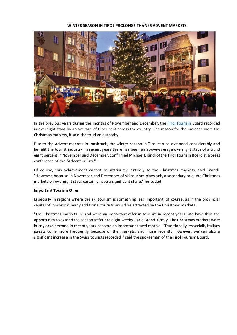 Tirol tourism