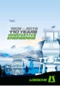 LOESCHE 1906 - 2016: 110 Years of Innovative Engineering