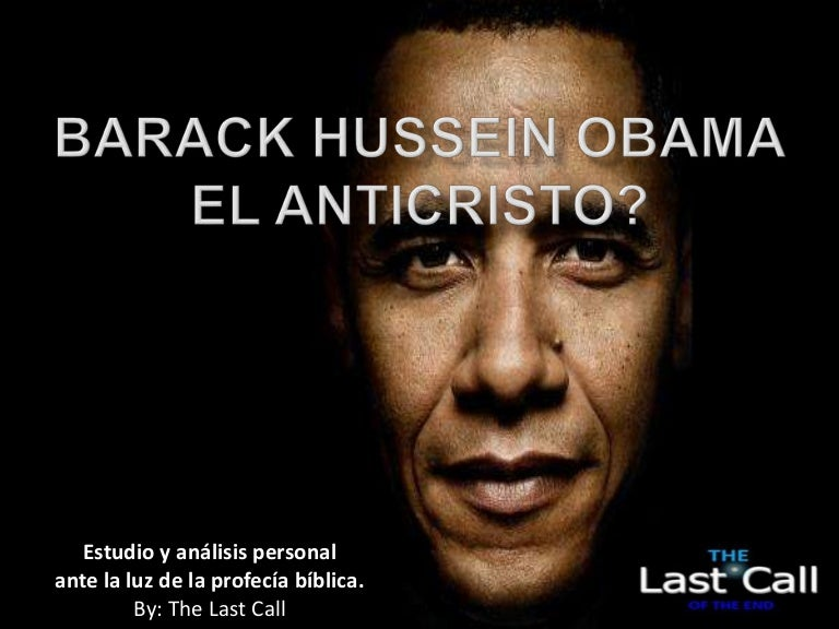 Barack Obama El Anticristo