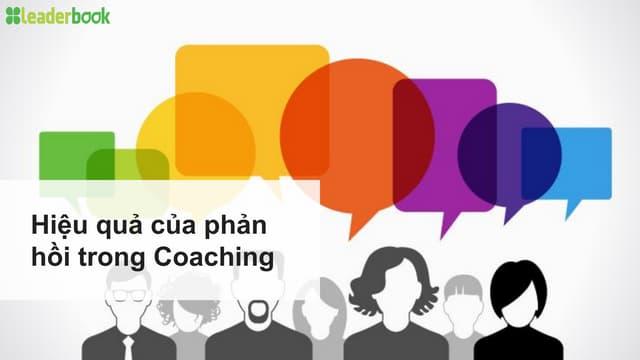 [Leaderbook] Hiệu quả của phản hồi trong Coaching
