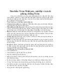 Tìm hiểu virus malware,virut và cách phòng chống
