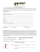 Beautiful Vendor Agreement Template Images - Office Resume Sample ...