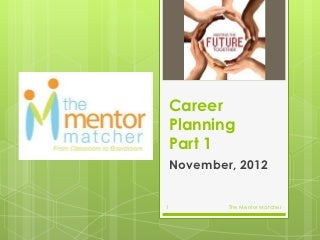 tmm career planning 1