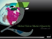 Q4 2012 Global Talent Market Quarterly