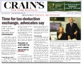 Crain's NY article features June Klein and Technology & Markeitng Ventures, INc.